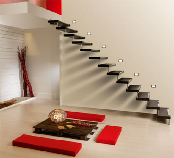 Stunning Staircase Photography