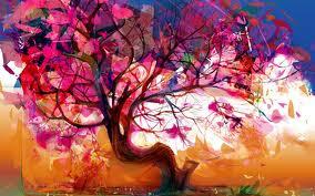 Colorful 3D desktop wallpaper