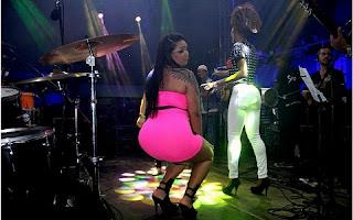 Aos 27 anos, Melancia está hoje com a agenda lotada de shows, reinando absoluta com a sua mais nova música, chamada Vem de Ré, feita em parceria com DJ Magrão e Pejota DJ. Esta semana, a morena se prepara para uma turnê no Amazonas. Em outubro, a gata vai se apresentar em Goiânia e, depois, corre para São Paulo.