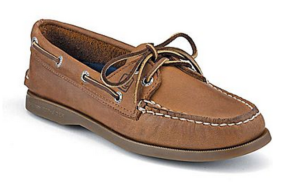 Brown Seagull Shoes