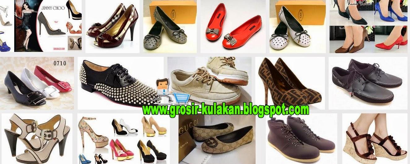 Grosir Sepatu Branded