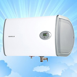 Havells Fino Horizontal 25L Water Heater Online | Buy 25L Havells Fino Horizontal Geyser, India - Pumpkart.com