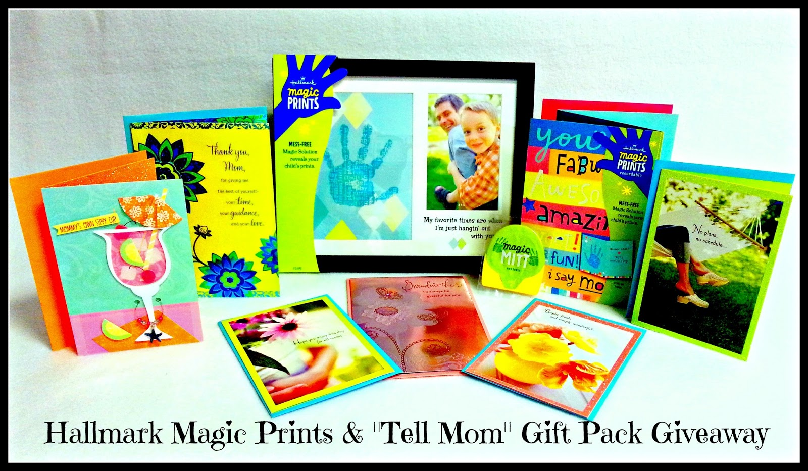 The Green Eyed Momma Giveaway Closed Hallmark Magic Prints