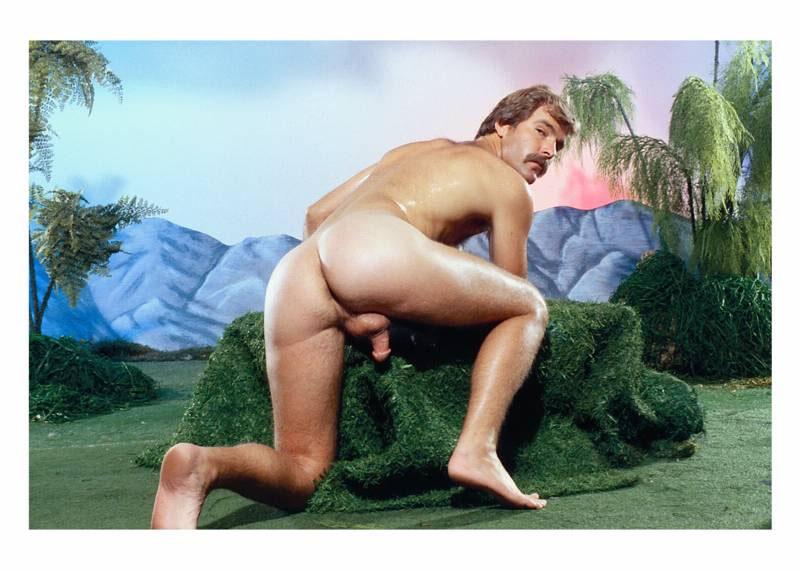 gay vintage art | sexy ass