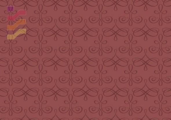 delikatny wzór bordowa tapeta