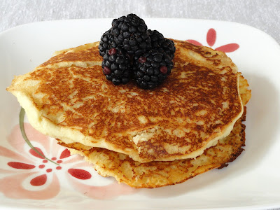 Gluten Free Buttermilk Pancakes are fluffy, hearty, and tasty. Serve ...