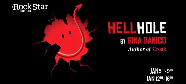 Hellhole by Gina Damico Blog Tour