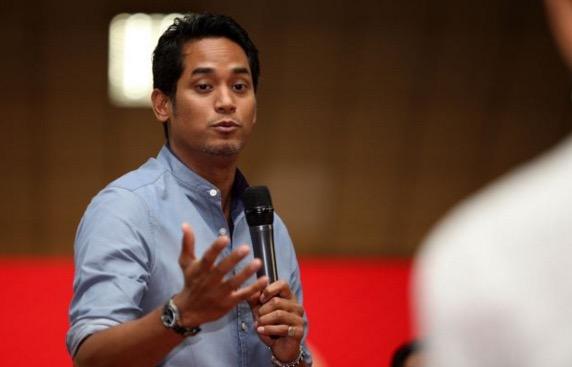 Khairy Jamaluddin tersenarai anugerah Bintang Online MeleTOP