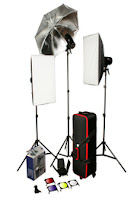Photography studio lighting techniques 
