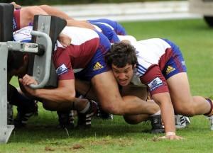 Treinamento de força funcional para o Rugby