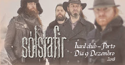 Solstafir @ Hard Club