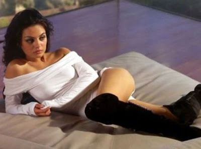 Hot Mila Kunis Wallpapers