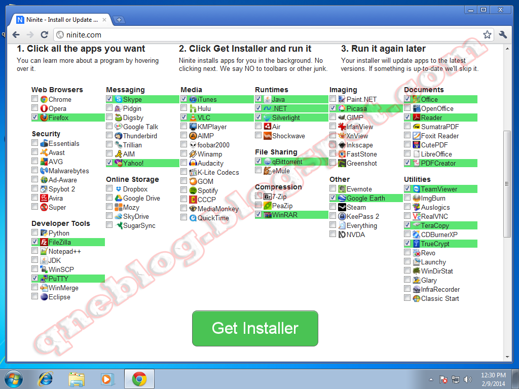 Install and Update All Your Programs at Once