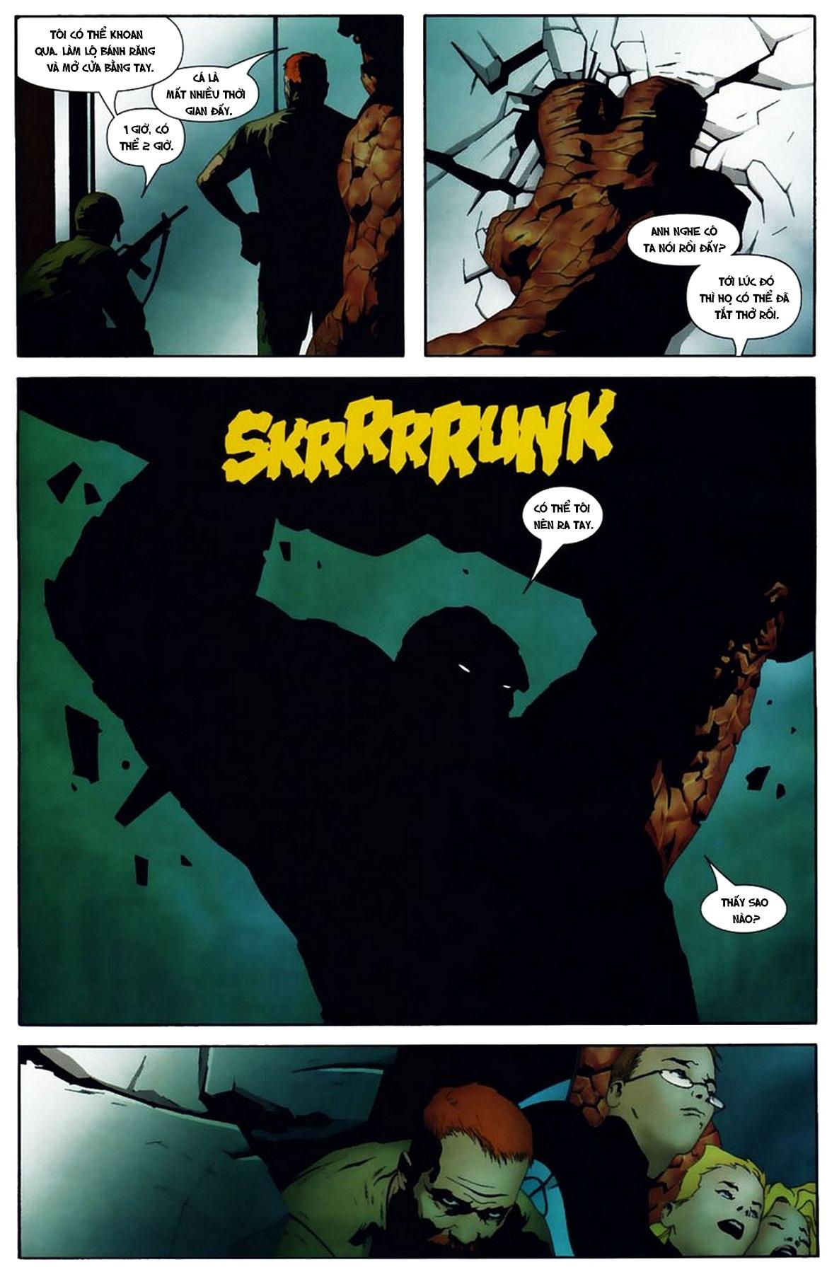 Ultimate Fantastic Four chap 19 - Trang 18