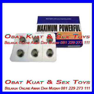 Obat Kuat Herbal Maximum Powerful