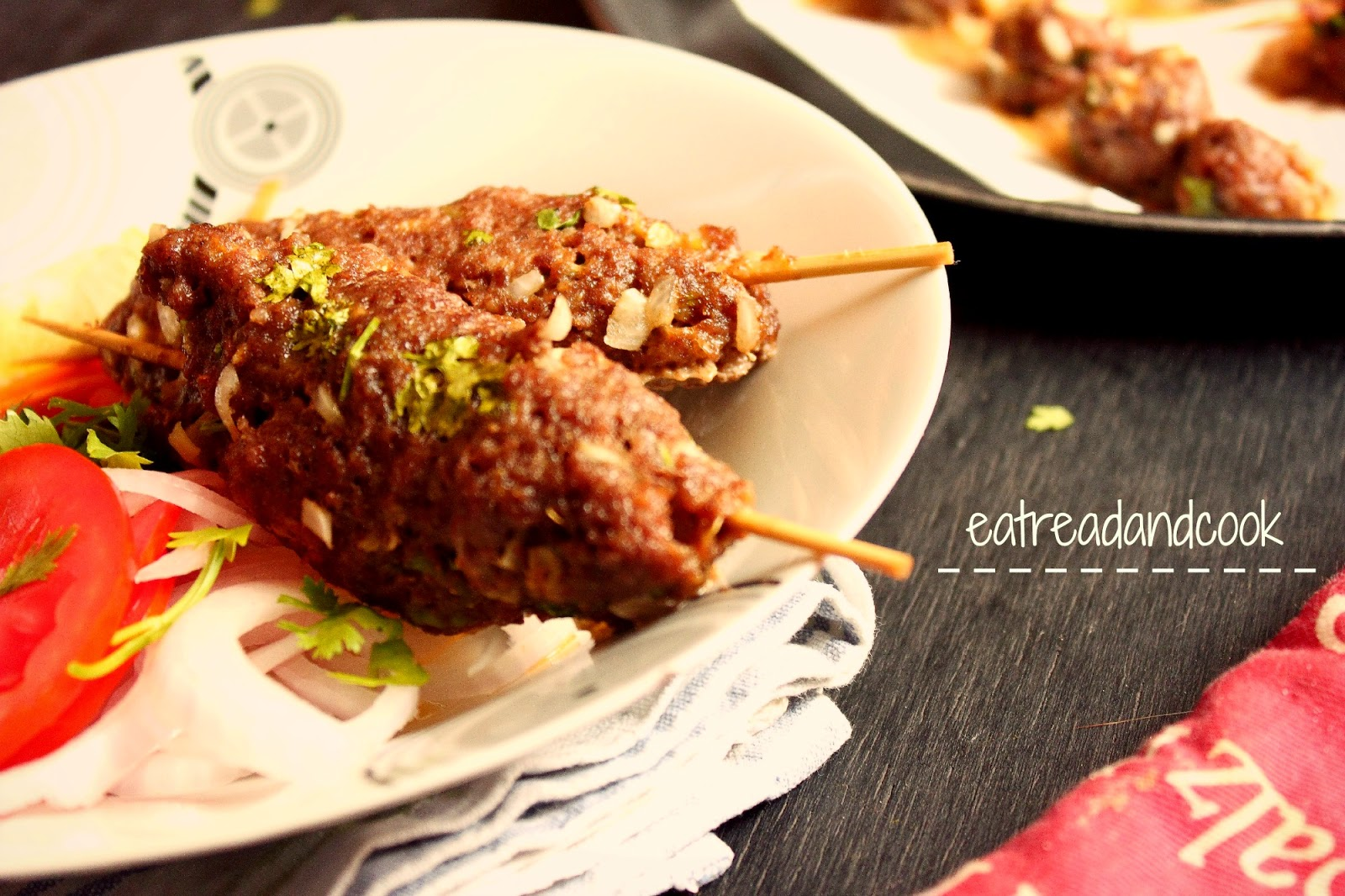 how to cook Sheekh Kabab