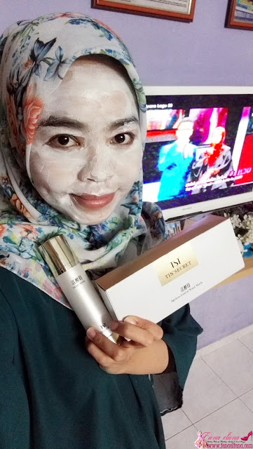 TST Yeast Mask by CharleneK Beauty House