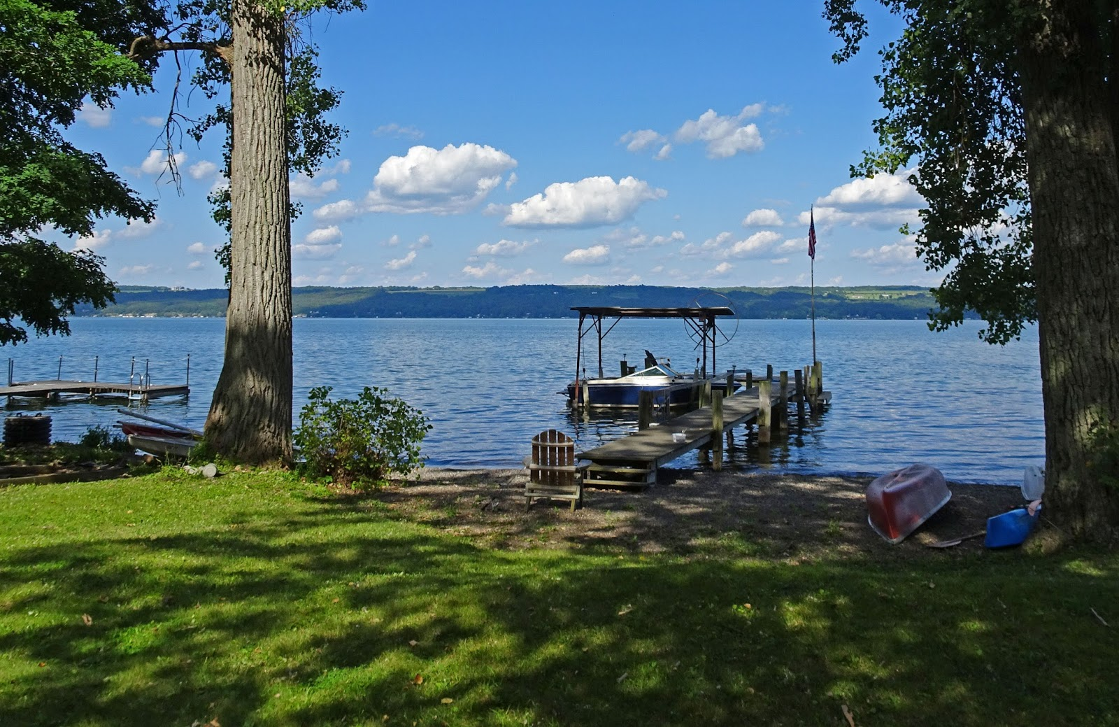 Joe's Retirement Blog: Cayuga Lake, Finger Lakes Region ...