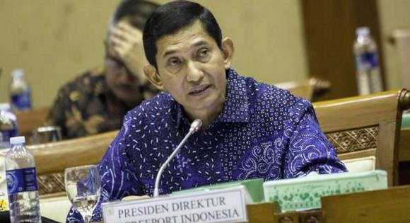 Biodata dan Profil Maroef Sjamsoeddin Presiden Direktur PT Freeport Indonesia