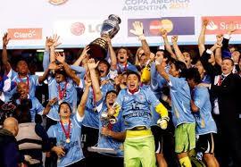 uruguay es un modelo a seguir campeon de america