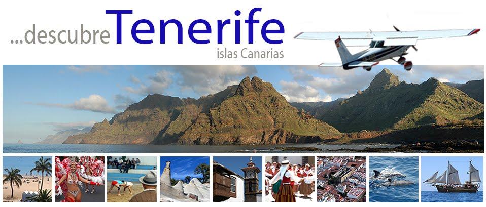 Descubre Tenerife / islas Canarias