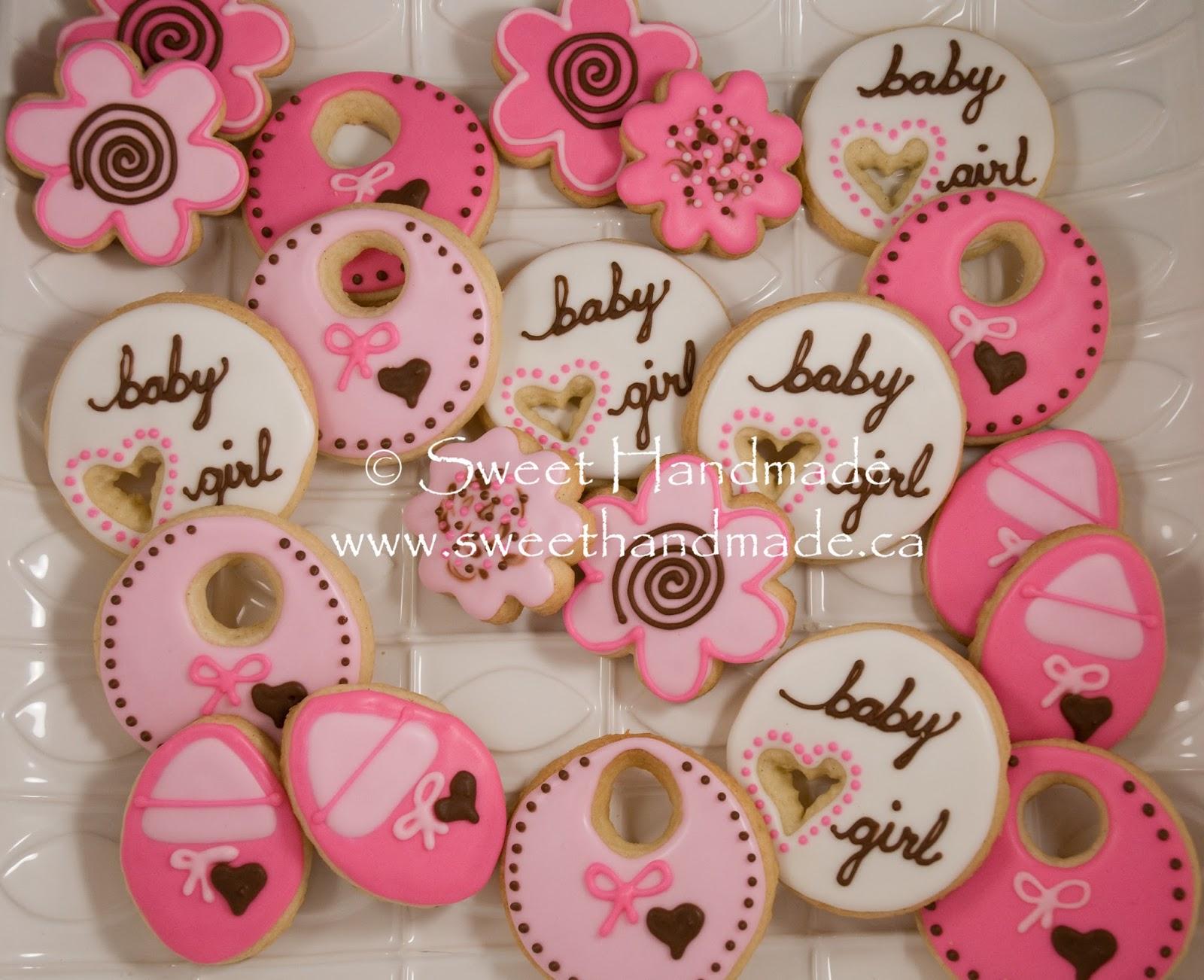 Baby Shower Cookie Images ~ Sweet handmade cookies baby shower cookies