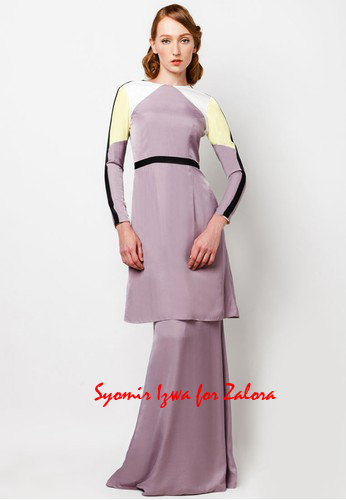 design baju raya syomir izwa untuk zalora