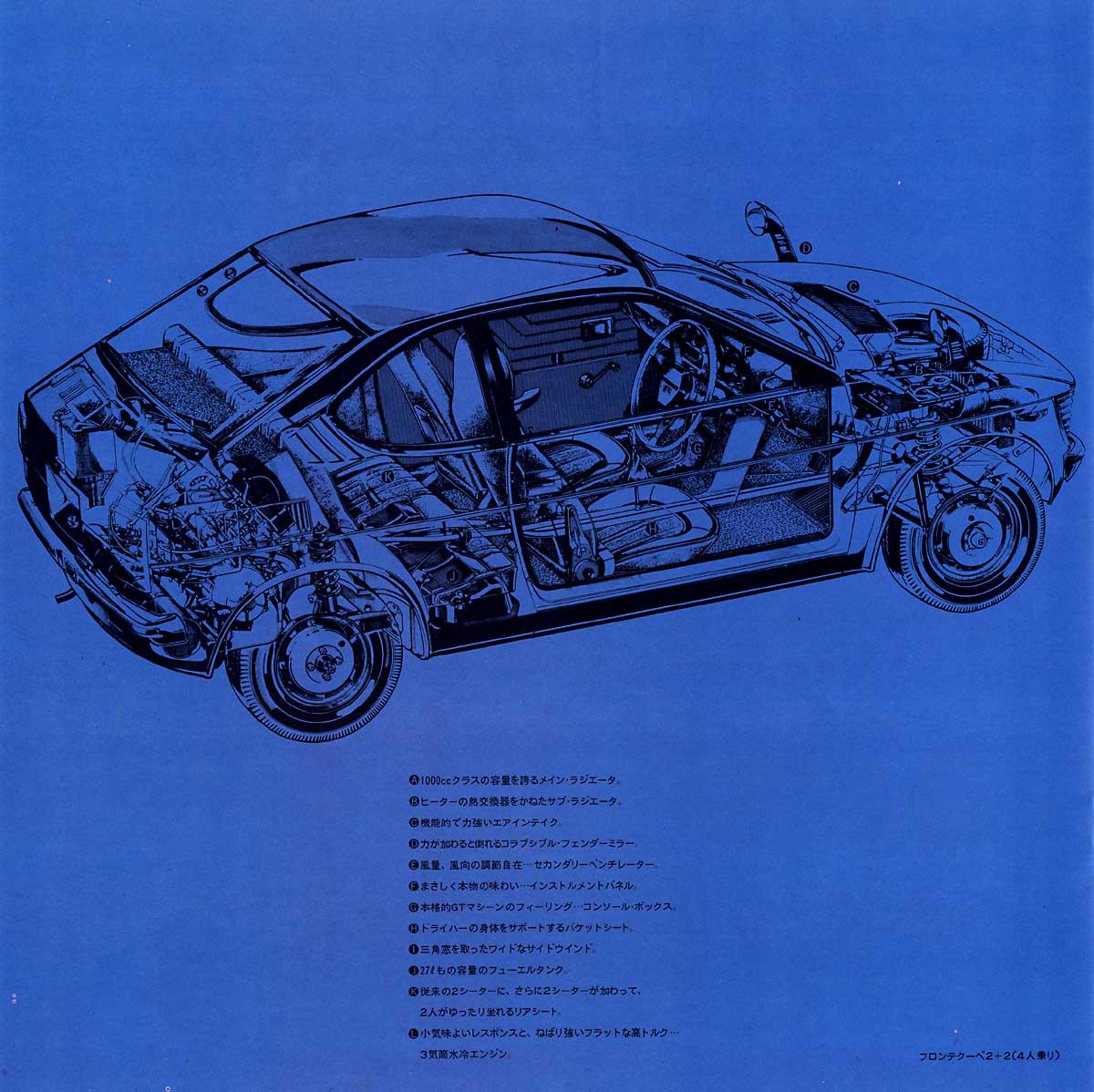 suzuki cervo ss20, małe auto, klasyczny kei car, samochody z Japonii, fajne auta