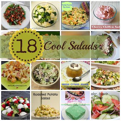 18 cool salads