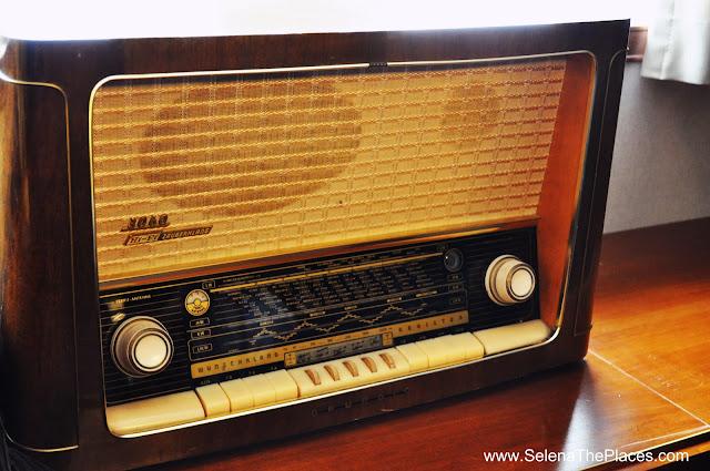 50's Radio SS Rotterdam