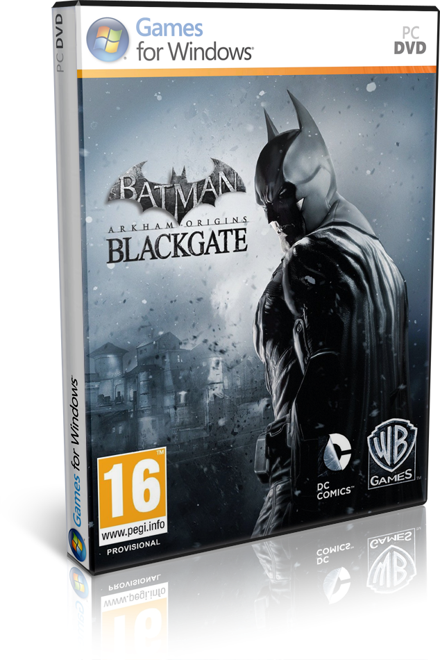Download Batman Arkham Origins Blackgate Deluxe Edition-RELOADED