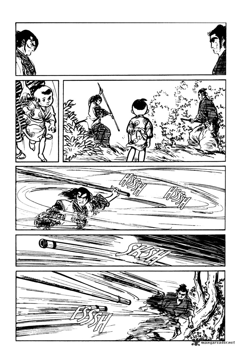 Lone Wolf and Cub - Soi Mang Con chap 2