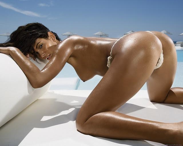 фото голых сексуальных загорелых девушек