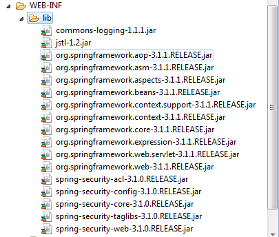 Java Kart: Spring Security - Tutorial With Example