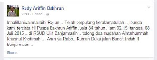 Hj Puspa Bakhrun Ariffin