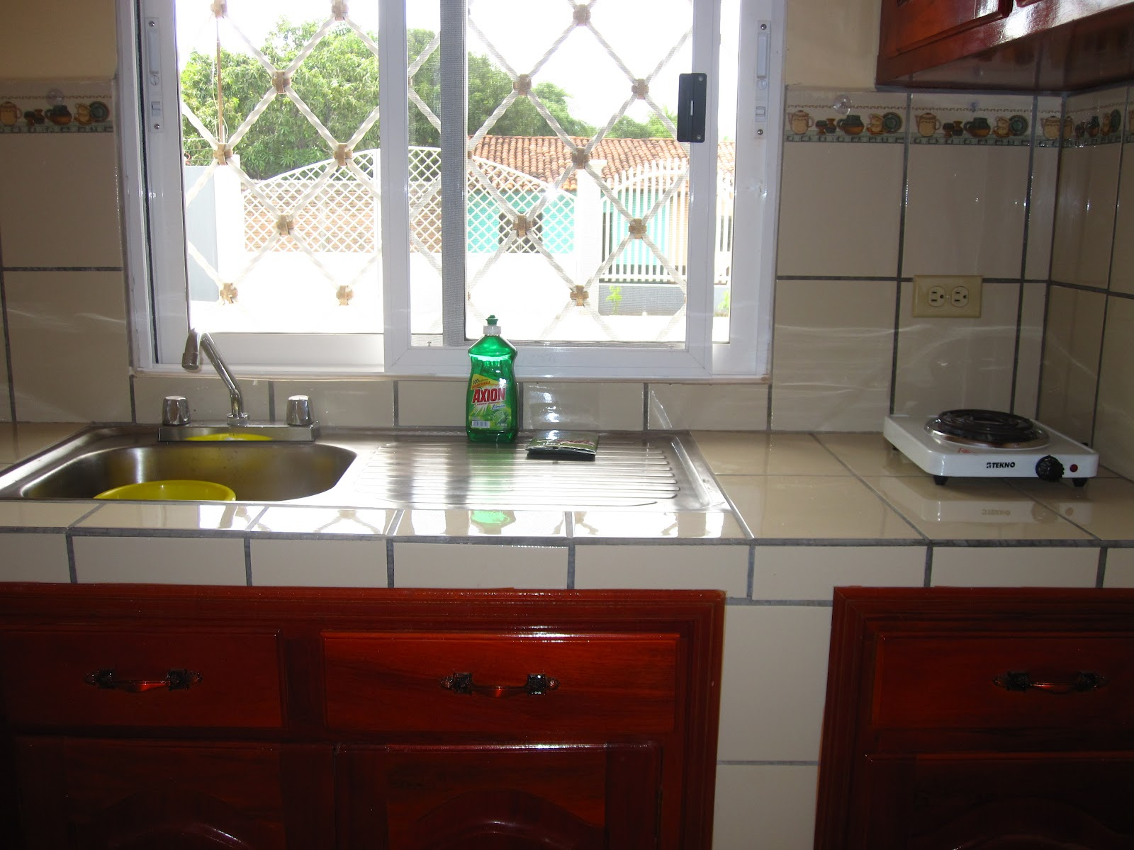 I Am In Fact, Living In Choluteca, And I Am In An Apartment! It Is A Less  Than 10 Minute Walk To The School Which Is Extremely Nice.