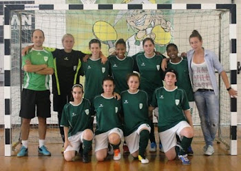 Juniores Femininas 2012/2013