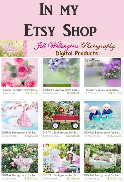 Jill's Etsy Shop