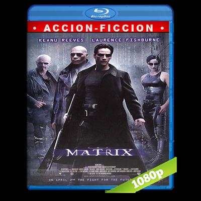 Matrix (1999) BRRip Full 1080p Audio Trial Latino-Castellano-Ingles 5.1