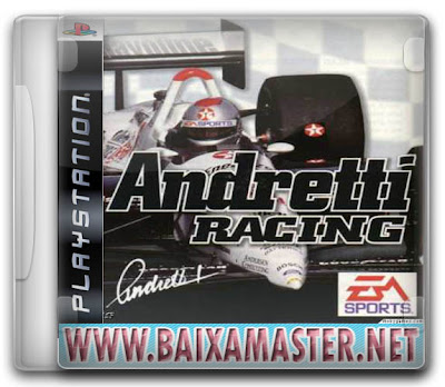 Super Compactado Andretti Racing PS1