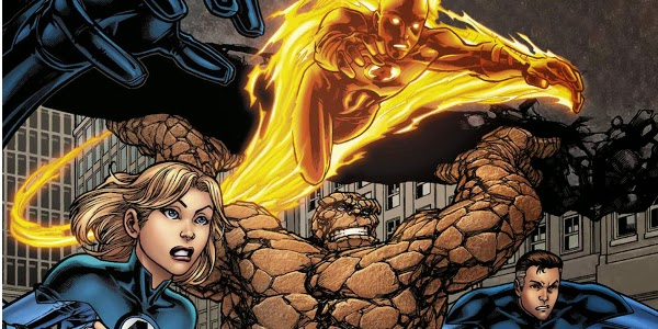 Reboot: The Fantastic Four 2015 Official Trailer
