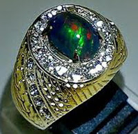 Ciri-ciri Batu Opal Kalimaya Banten Asli