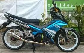 modifikasi motor jupiter mx 5 speed  tahun ini