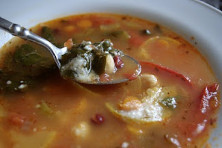 Healthy and Nutritious Minestrone Soup