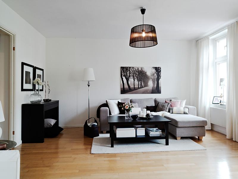 Doos interiorismo una decoraci n c lida y personal con - Decoracion con muebles ikea ...