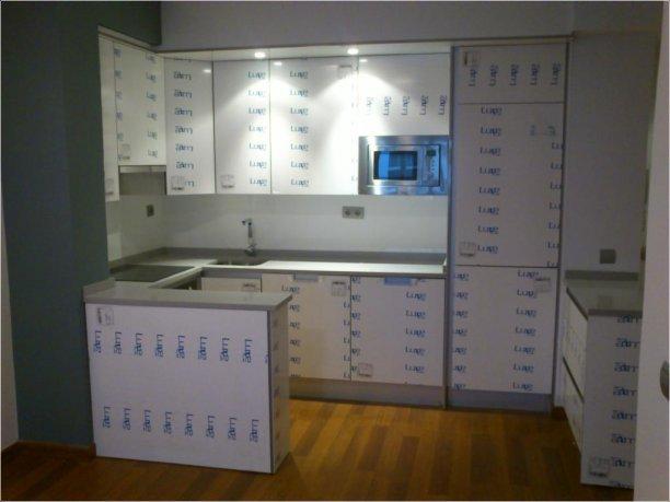 Reforma tu cocina muebles anser muebles anser f brica - Fabrica muebles madrid ...