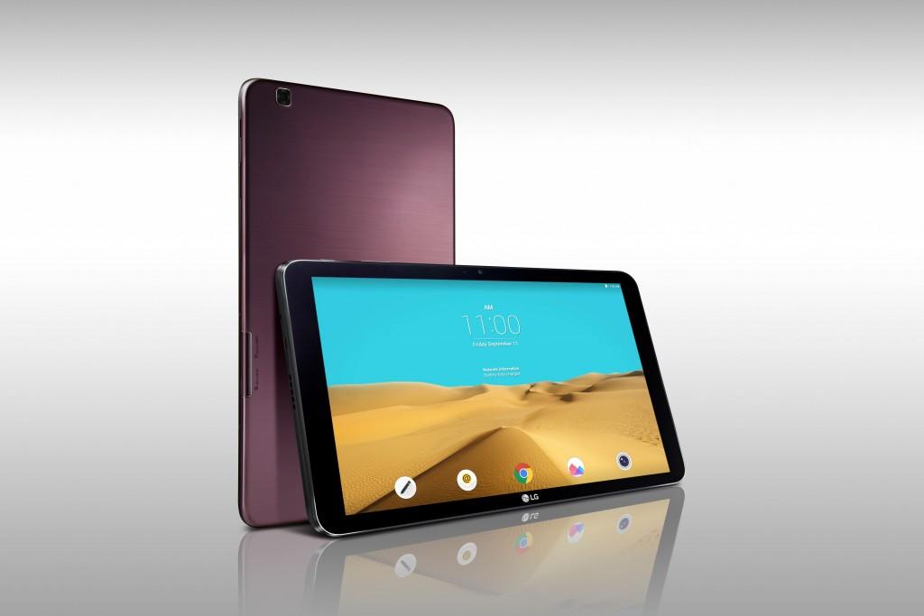 LG G Pad II será apresentado na IFA 2015