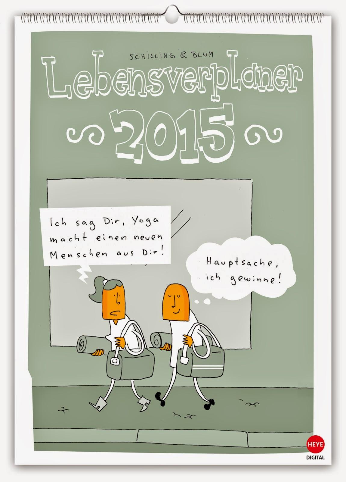 Unser Kalender: