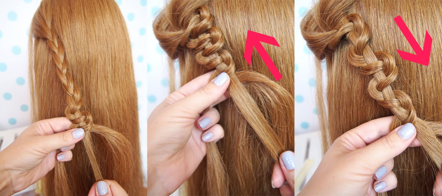 snake braid steps snake braid tutorial hair tutorials by jul