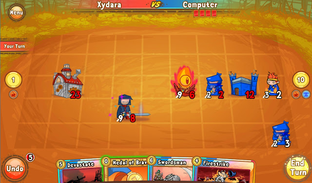 Cards and Castles PC Game FreeDownload
